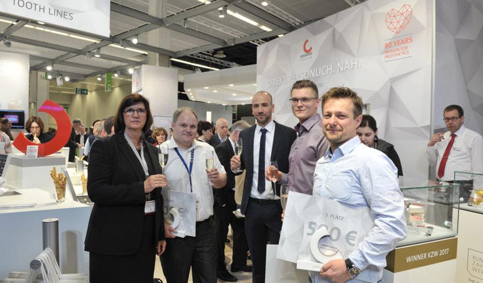 1454-2017_1_v.l Claudia Schenkel-Thiel, Christian Geretschläger, Alexander Ewert, Roman Wolf, Henryk Jurzyca
